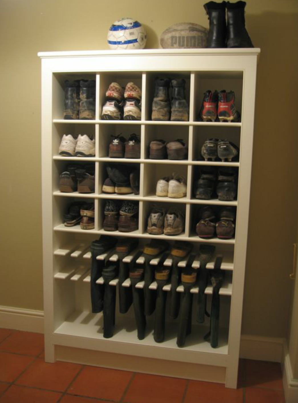 Shoe storage shoe storage pinterest storage mudroom and mud rooms