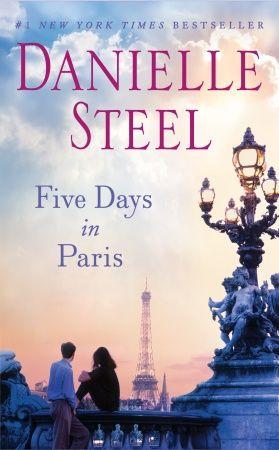 D.Steel...Five Days in Paris