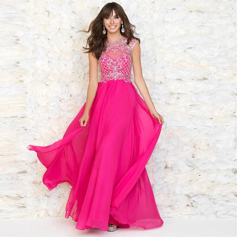 Schön Kleider Für Prom Night 2014 Ideen - Brautkleider Ideen ...