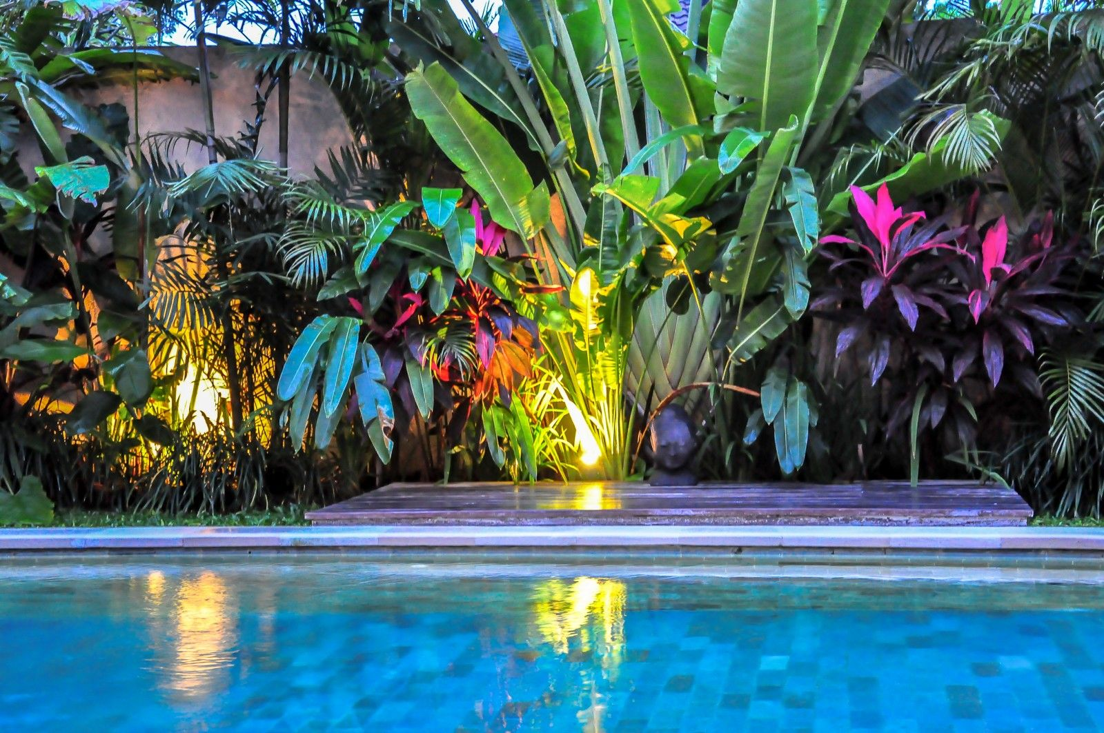 Make Your Own Tiki Paradise | Tiki room, Tropical backyard ...