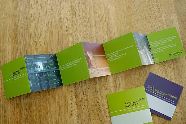Pin By David Orti On CCSintesis Pinterest Behance - Mini brochure template