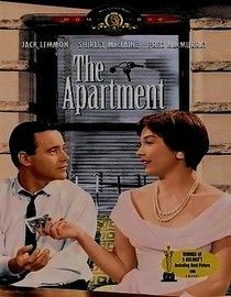 The Apartment 1950 Jack Lemmon And Shirley Maclaine