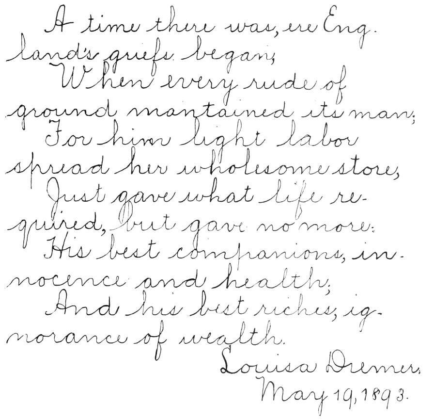 Cursive Handwriting | Handwriting, Perfect handwriting, What ...