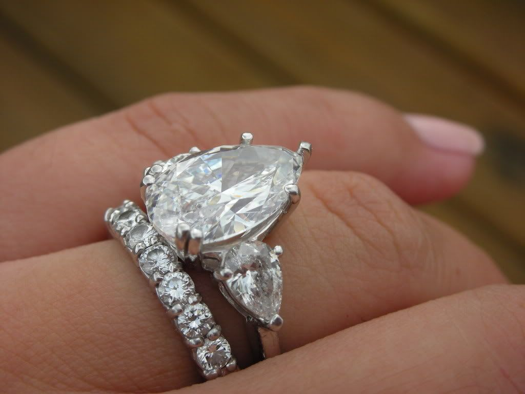 Engagement Rings What does yours look like Page 94 PurseForum