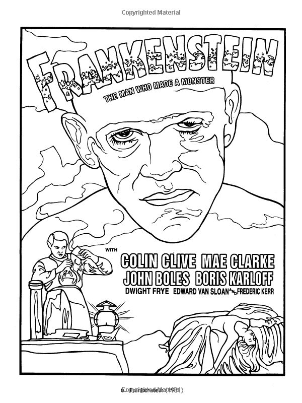 Color Your Own Classic Movie Posters Dover Art Coloring Book: Amazon.de: Marty Noble: Fremdsprachige Bücher