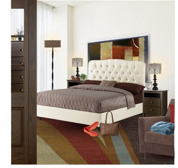 """""""Guest Bedroom by Target.com"""" by hello-132 ❤ liked on Polyvore"""