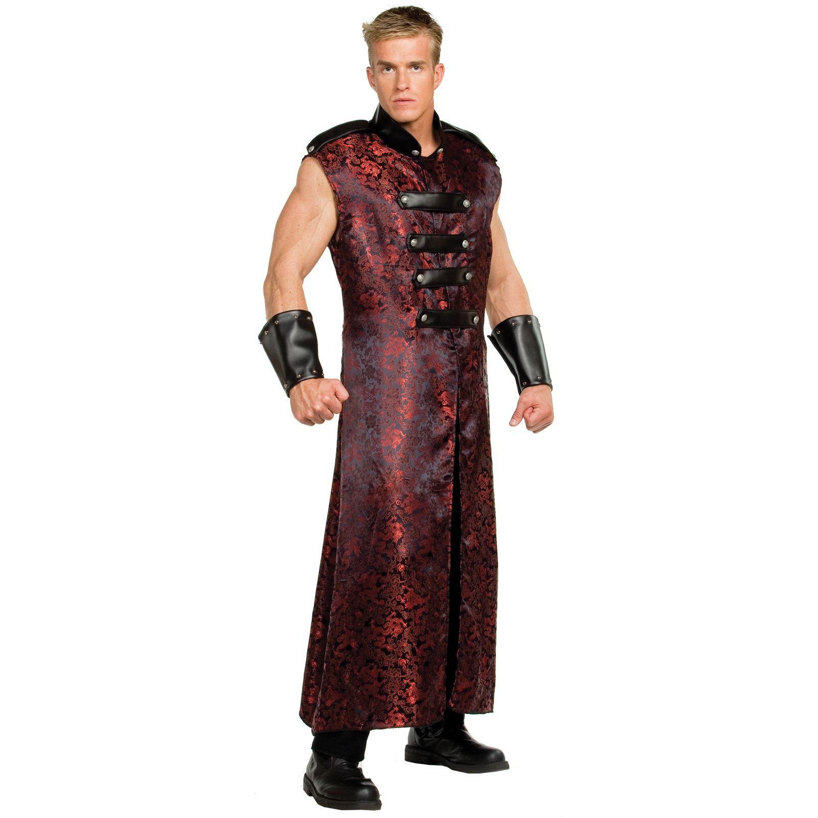 HALLOWEEN FANCY DRESS # GOTHIC FIEND GENTS MED