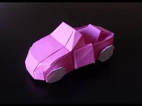 How to make an Easy Origami Spaceship - YouTube | 360x480