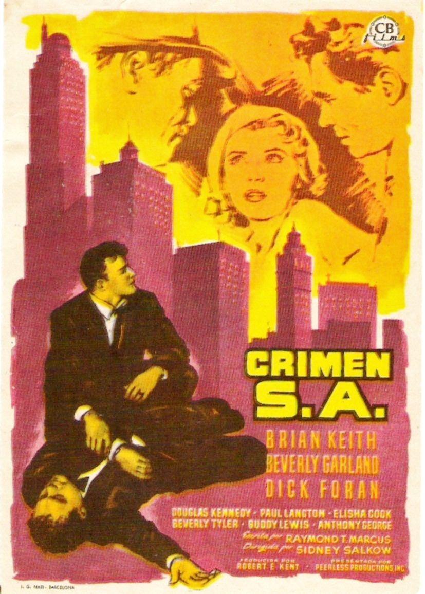Crimen S.A. - Chicago Confidential