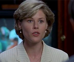Before They Were Famous: Julie Bowen in 'Happy Gilmore ...