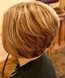 Long Bob Haircuts Back View Alycia Hair Pinterest Hair Styles