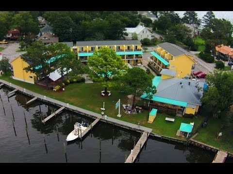 Oriental Marina Inn Nc Hotels Lodging Marinas