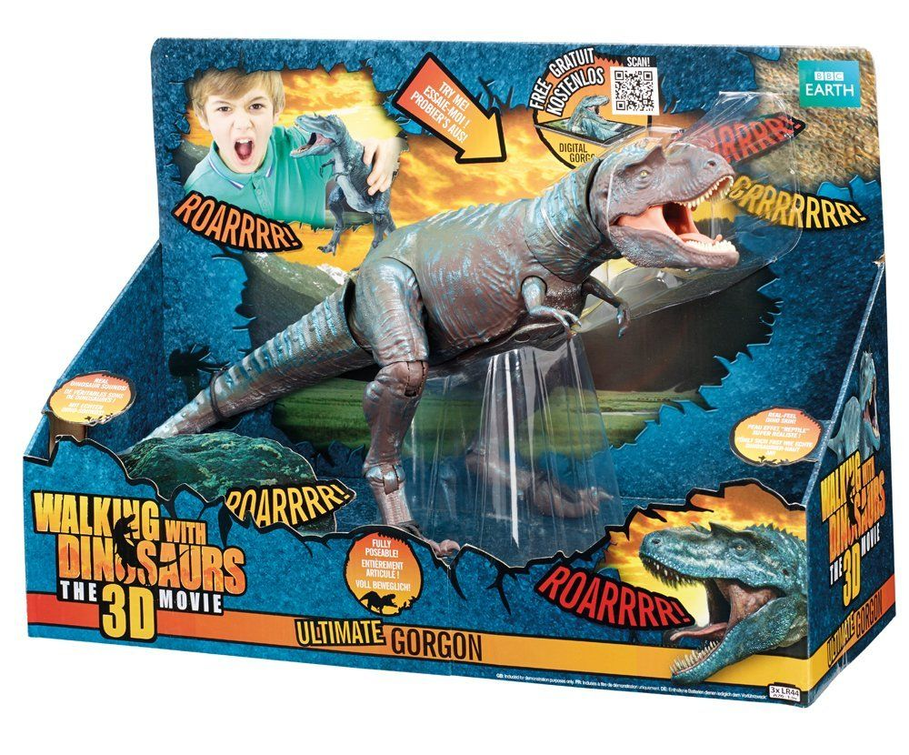 Dinosaurs Toys R Us : Walking with dinosaurs ultimate gorgon amazon toys