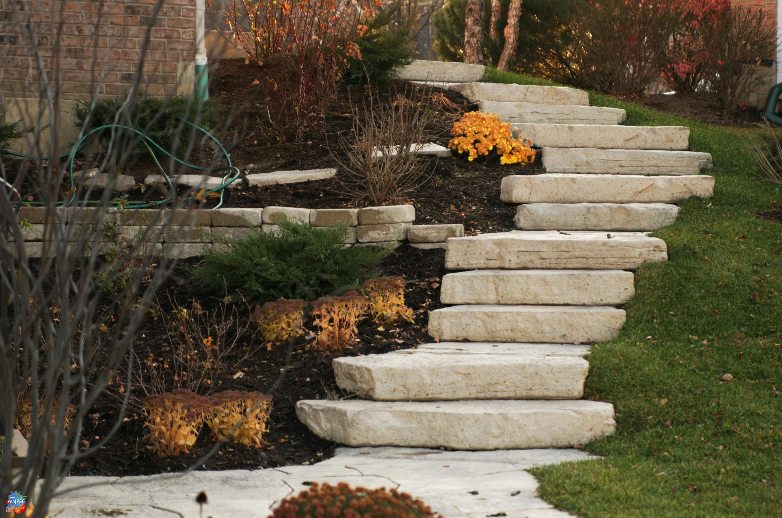 rosetta hardscapes healthy home 2010 patio and steps landscapes