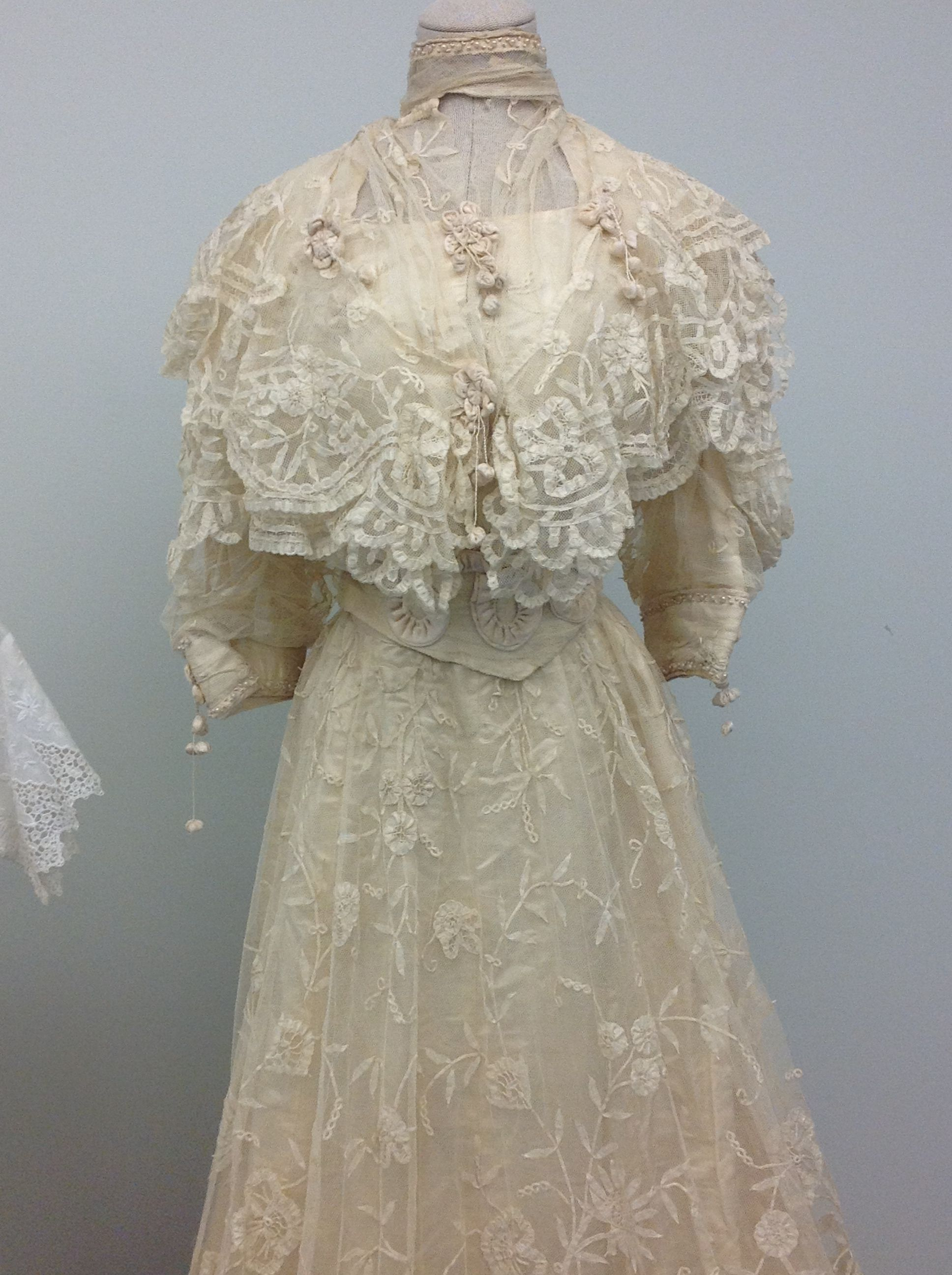 Wedding gown edwardian from seneca fashion resource centre love