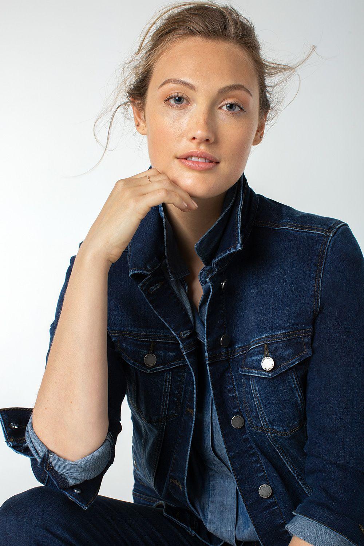Classic Jean Jacket Denim Jacket Classic Denim Jacket Jackets [ 1500 x 1000 Pixel ]