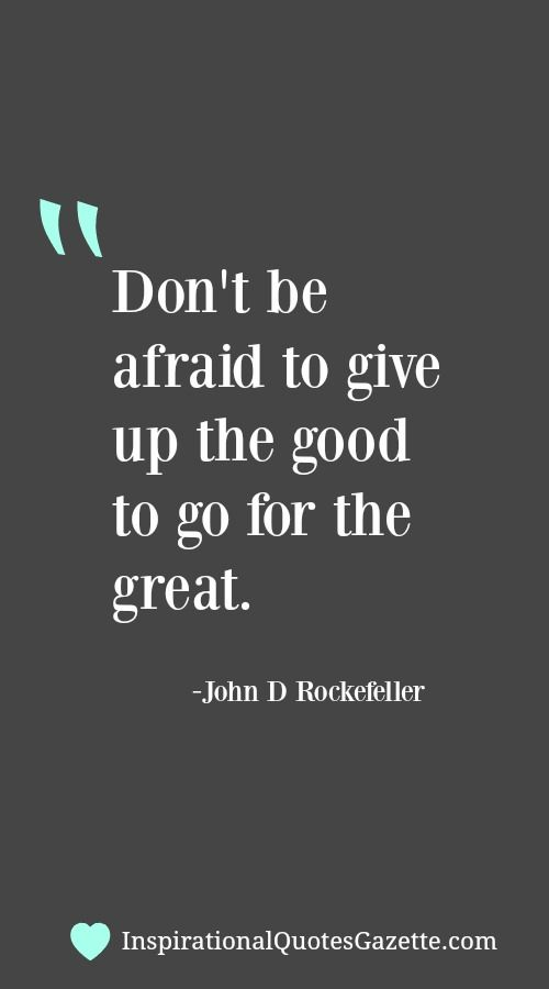 Quotes About Taking A Chance : quotes, about, taking, chance, Don't, Afraid, Great., Inspirational, Quotes, Gazette, Chance, Quotes,, About, Success,