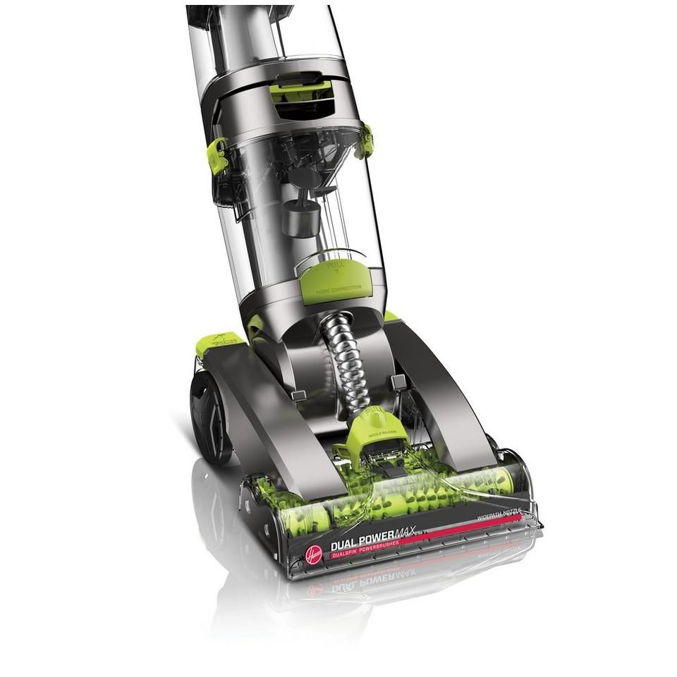 How Do You Clean A Hoover Dual Power Max Carpet Washer Feels Free