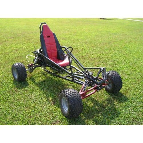 Custom go kart frames custom off road golf carts for Golf cart plans