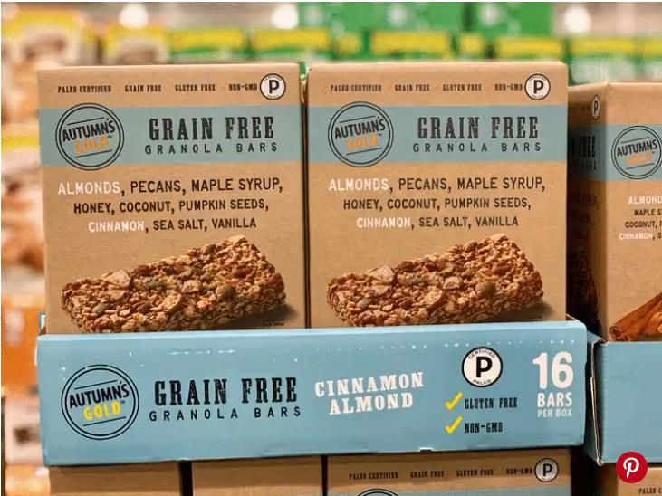 Autumns Gold Grain Free Granola Costco Grain Free Granola Grain Free Granola