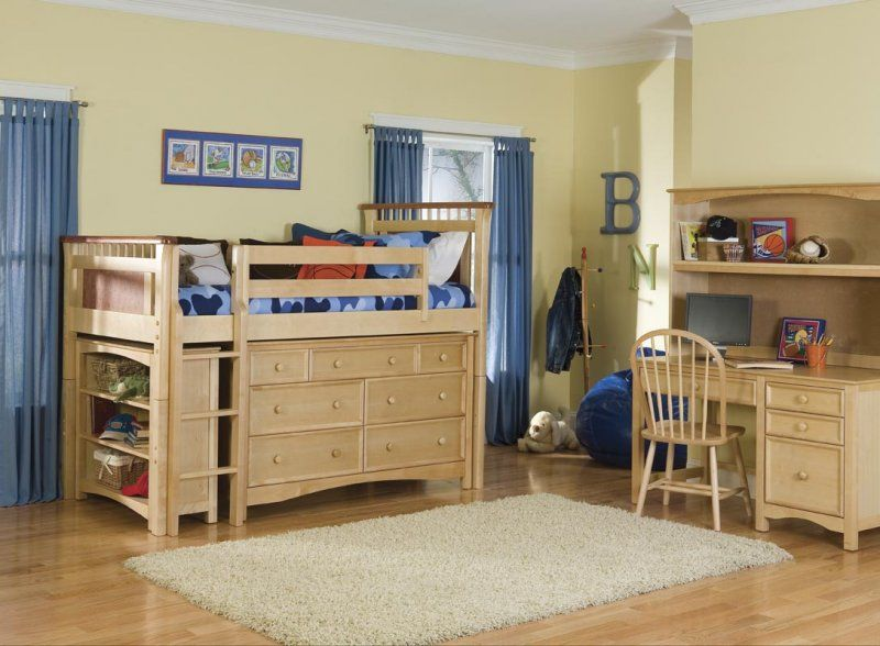 Build Plan Low Loft Twin Bunk Bed Images Of Low Loft Beds Kids