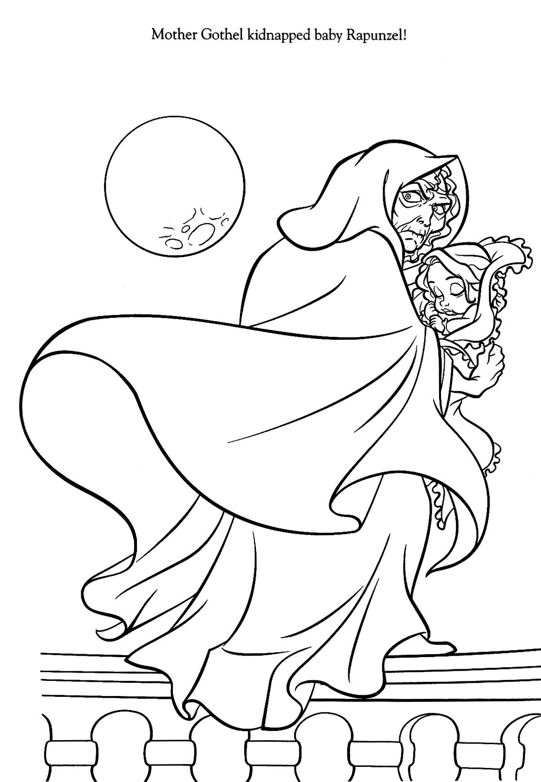 Coloriage Raiponce Tangled Coloring Pages Princess Coloring Pages Rapunzel Coloring Pages