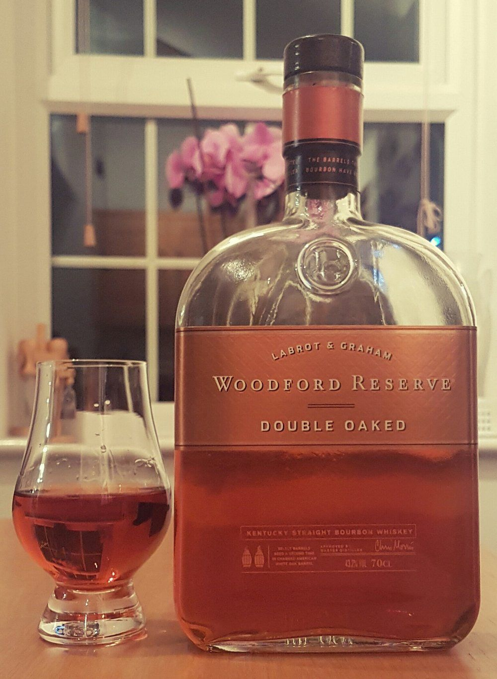 The Woodford Reserve Double Oaked Review Bourbon Gents Woodford Reserve Double Oaked Bourbon Kentucky Straight Bourbon Whiskey