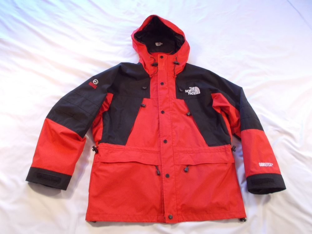 VINTAGE THE NORTH FACE SUMMIT SERIES GORE TEX WITH FLEECE