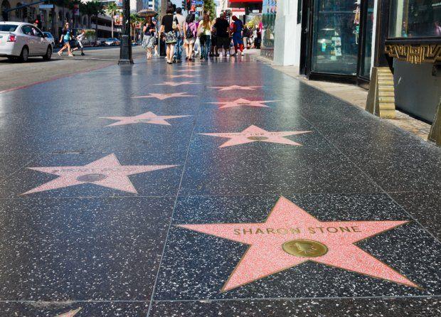 Hollywood Aleja Gwiazd