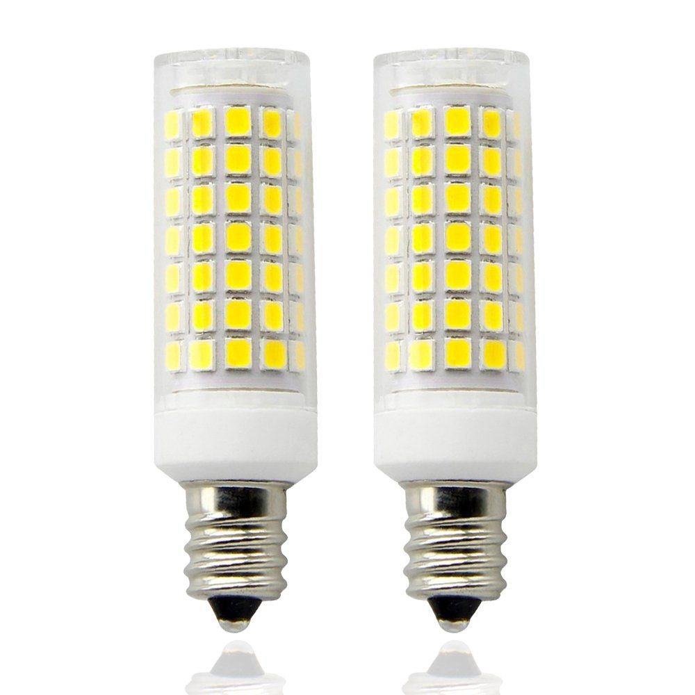 E12 Led Dimmable Candelabra Base E12 Bulbs Allnew 8 5w E12 Led Bulb 75w850lm 360 Degree Beam Angle T3 T4 Candelabra Base Corn Bulb Ac1 In 2020 Led Bulb Bulb Candelabra
