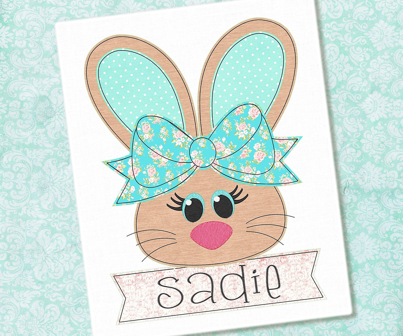 Garden Bunny Applique Quilt Pattern Bunny Quilt Applique Quilt Patterns Quilts