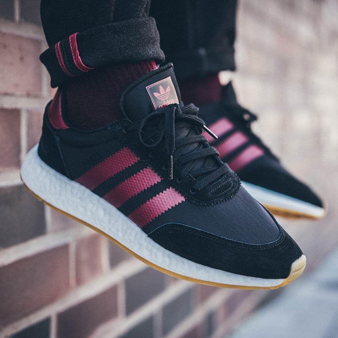 12da06babbb Adidas I-5923 Black   Burgundy Credit   43einhalb —  adidas  runner   sneakerhead  sneakersaddict  sneakers  kicks  footwear  shoes  fashion   style