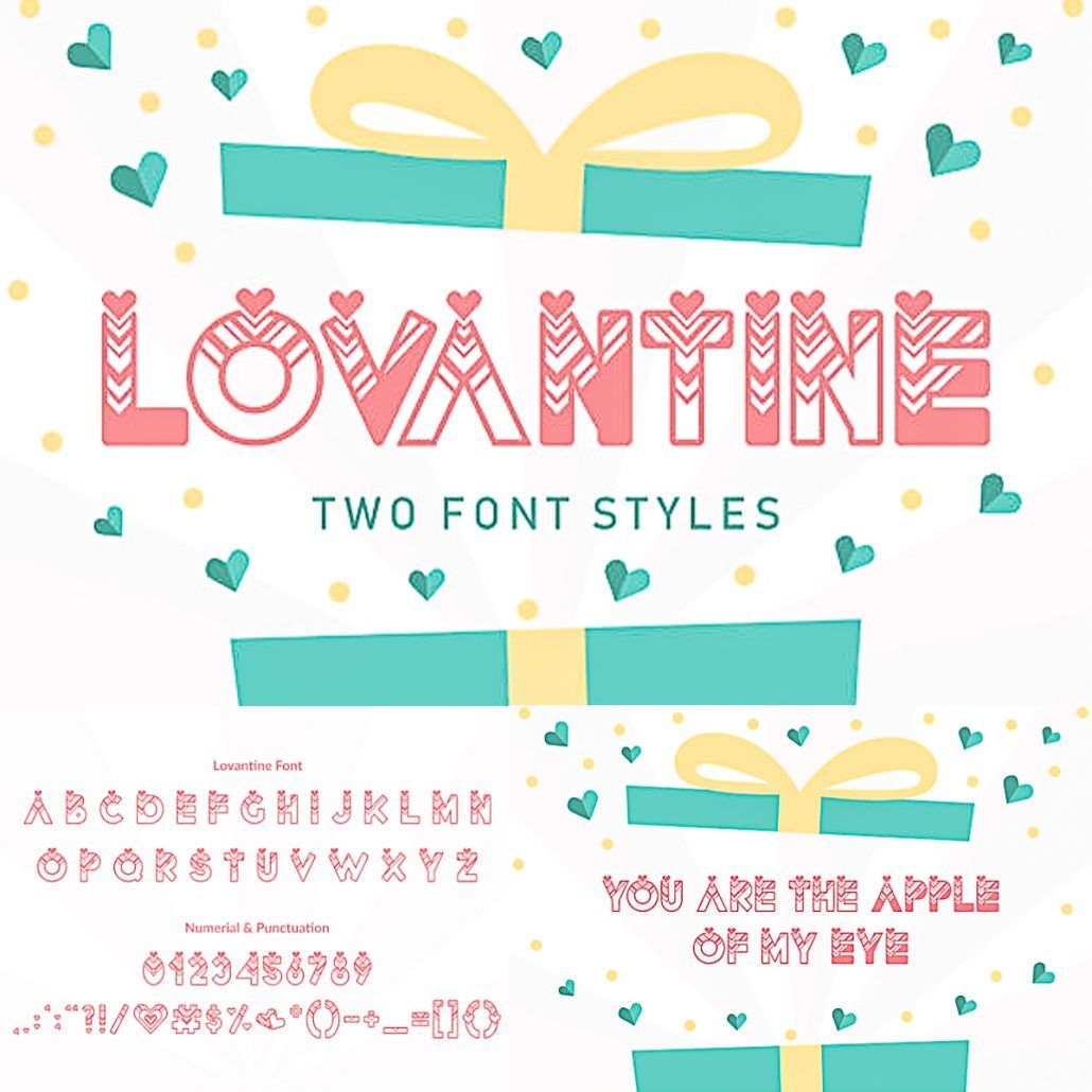 Lovantine Font | FONTS for FREE! | Free fonts download, Fonts