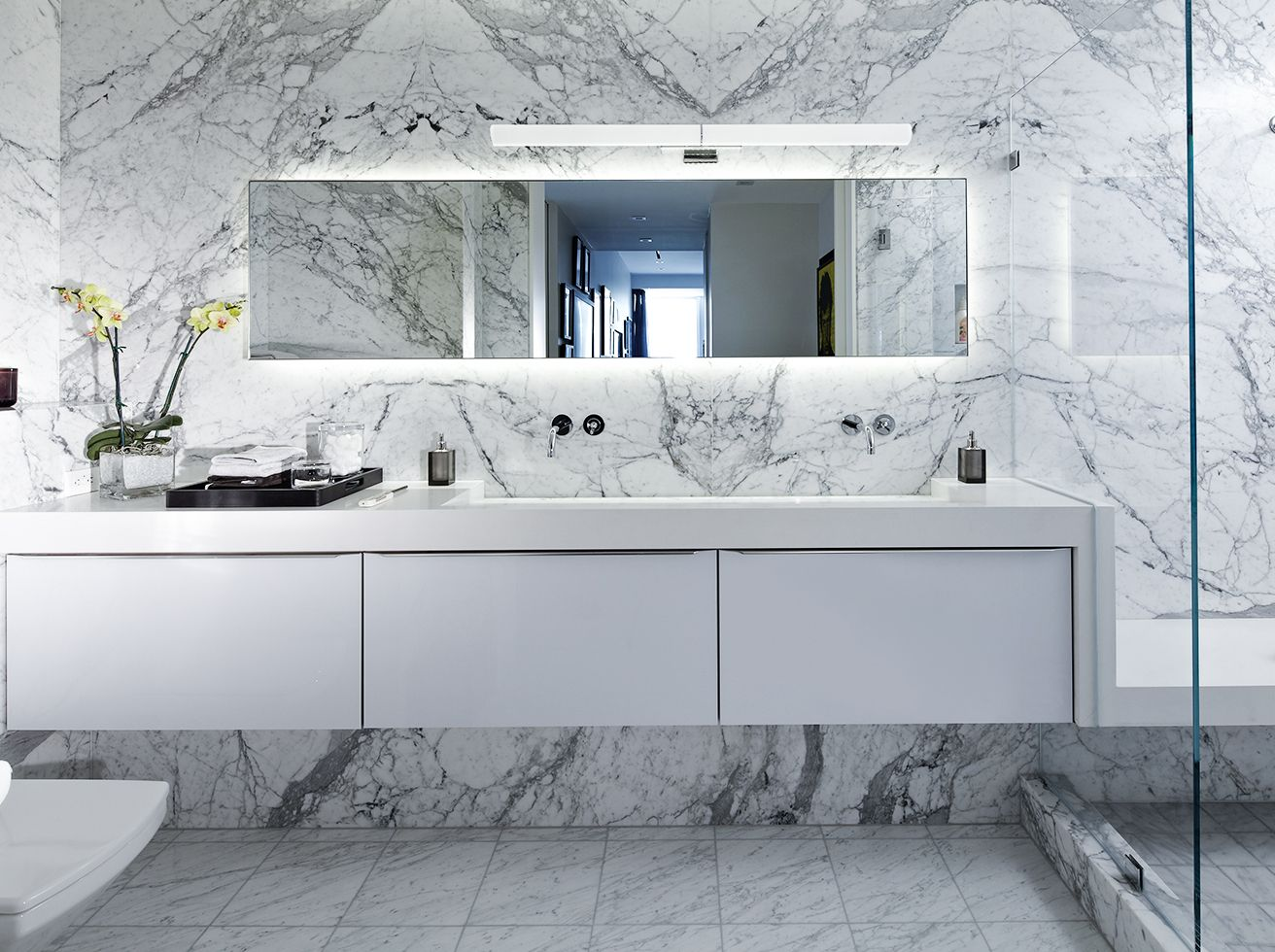 Toom Badezimmermöbel ~ Okal häuser für höchste ansprüche material macht den luxus