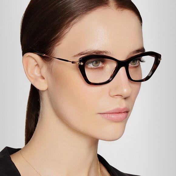 authentic miu miu eyeglasses none prescript authentic miu miu eyeglasses none prescript - Miu Miu Glasses Frames