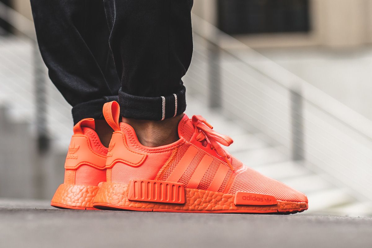 0475d575bae3c The Triple Red Adidas NMD R1 S31507 Has Just Been Restocked