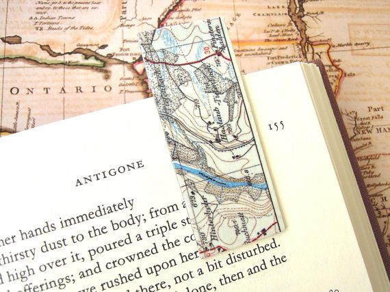 World map magnetic bookmark handmade atlas bookmark pinterest world map magnetic bookmark handmade atlas by beartreeliving 650 gumiabroncs Image collections