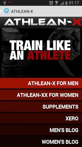 athlean x app download