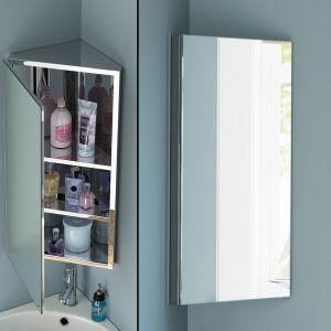 Corner Wall Mounted Bathroom Cabinets  Httpjustice4Jamesmiller Entrancing Small Corner Wall Cabinet For Bathroom Design Inspiration