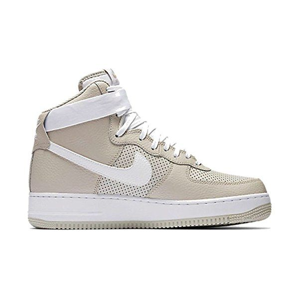 info for 3f97e 2c5c9 Amazon.com   Nike Mens Air Force 1 High  07 Basketball Shoe (9 D(M) US,  Pale Grey White)   Basketball