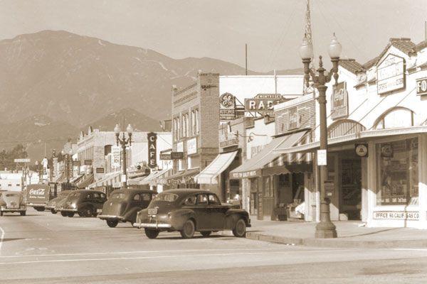 Montrose History Shop Montrose Montrose California Towns Ca History