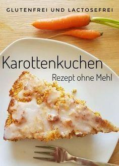 Ricetta per torta di carote senza farina – senza glutine e senza lattosio