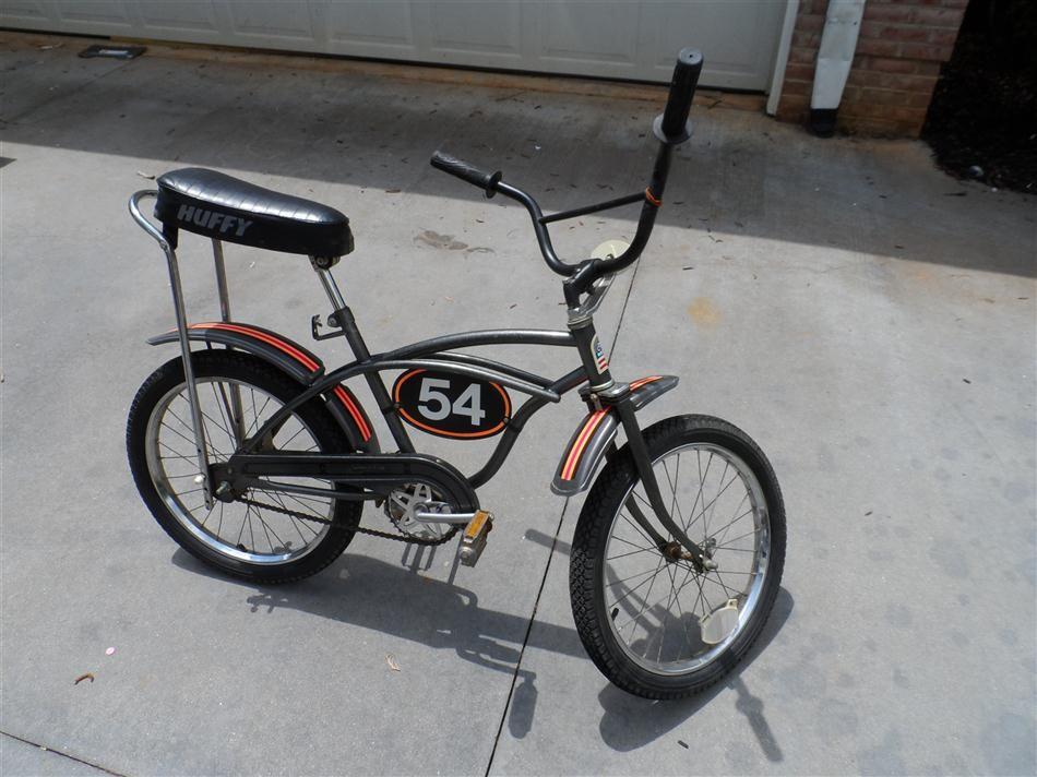 Vintage 1977 Rare VHTF Huffy Thunder Road Boys Bike W Banana Loaf Seat EUC In Sporting Goods Cycling