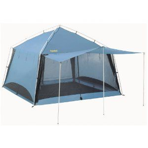Eureka Northern Breeze Screen House with Sides  sc 1 st  Pinterest : canopy tent with screen sides - memphite.com
