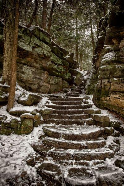 Stairway To Narnia
