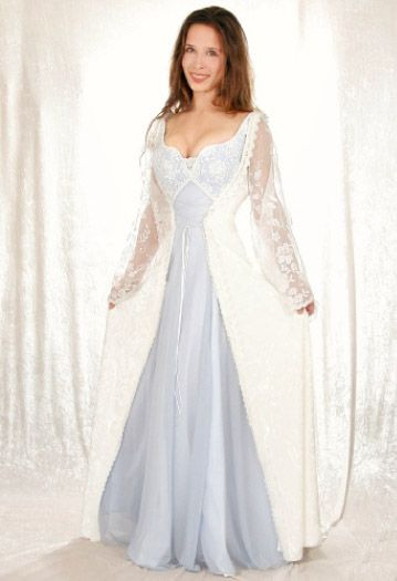3c1d790ec30 Medieval and Celtic Wedding Gowns