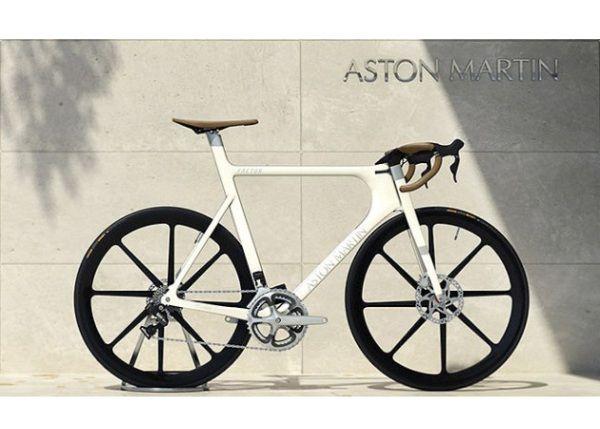 Aston Martin Limited Edition One 77 Factor Road Bike Bicycle Road Bike Aston Martin