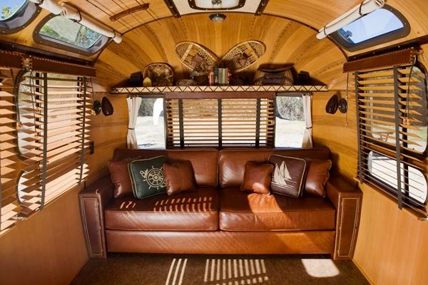 Airstream Renovation On Pinterest Trailers