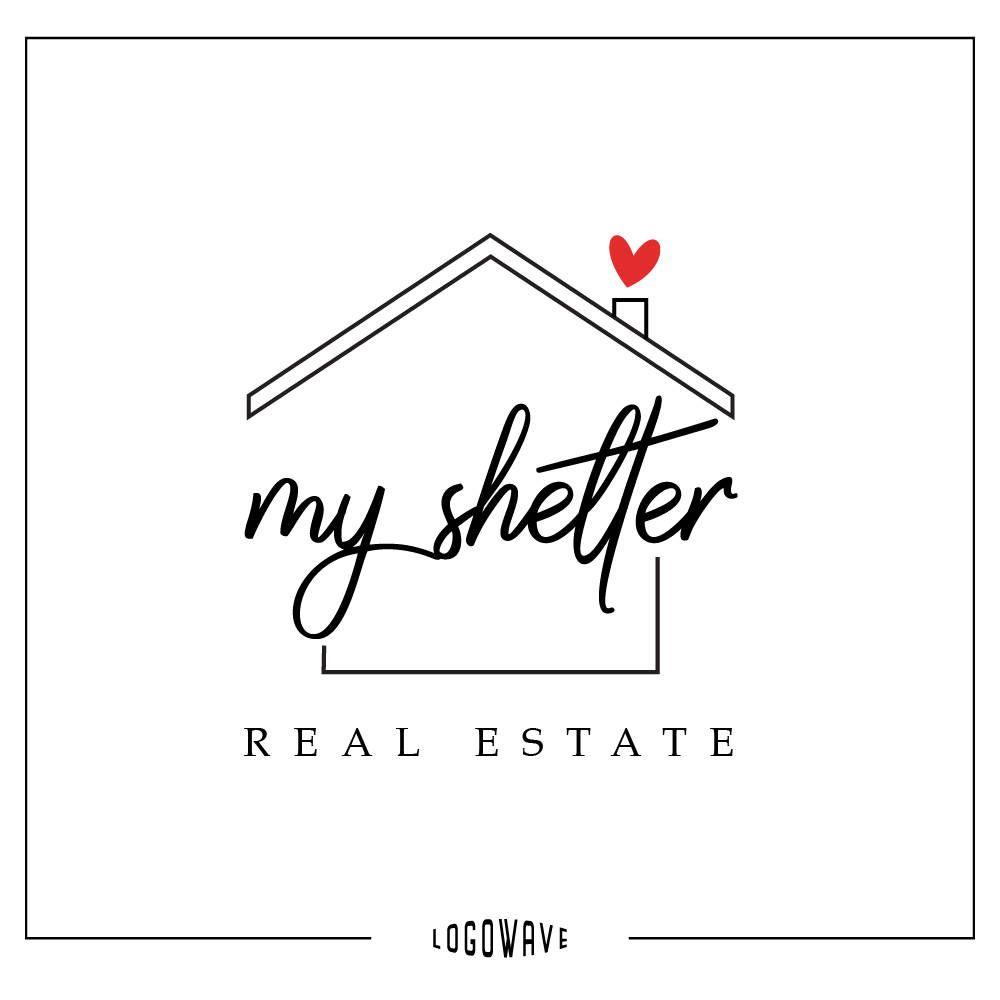 Home Logo Design. House Logo. Real Estate Logo. Realtor Logo ...