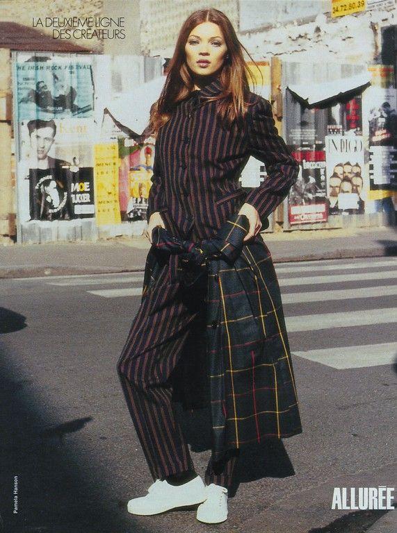 Kate by Pamela Hanson, 1992
